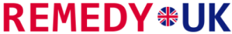 Remedy Uk logo
